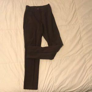 Lilly Pulitzer brown pants / leggings